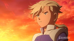Gundam AGE 2 Episode 27 I Saw a Red Sun Screenshots Youtube Gundam PH (63)