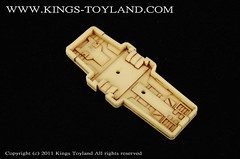 MG Knight Gundam Full Armor Mode Resin Conversion Kit (5)