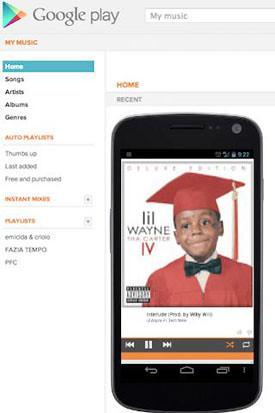 Remote4Play: Un control remoto para Google Music en tu Android