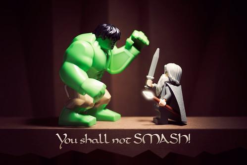 You shall not SMASH!