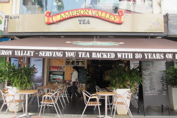Cameron Valley Tea House