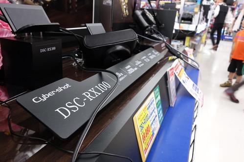 SONY Cybershot DSC-RX100 f/7.1 28mm
