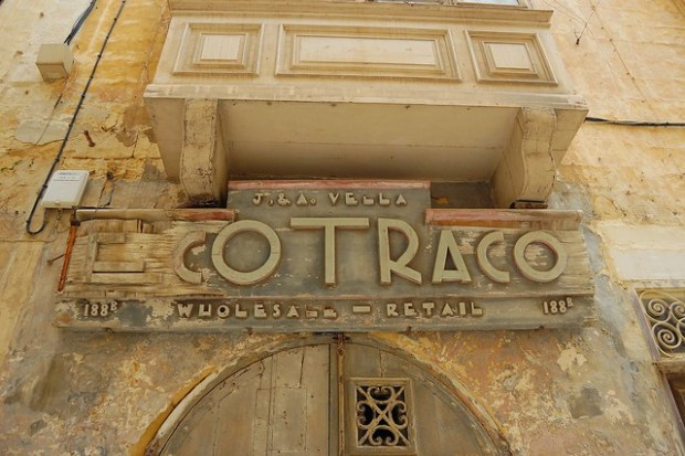 Storefront, Valletta, Malta| No Apathy Allowed