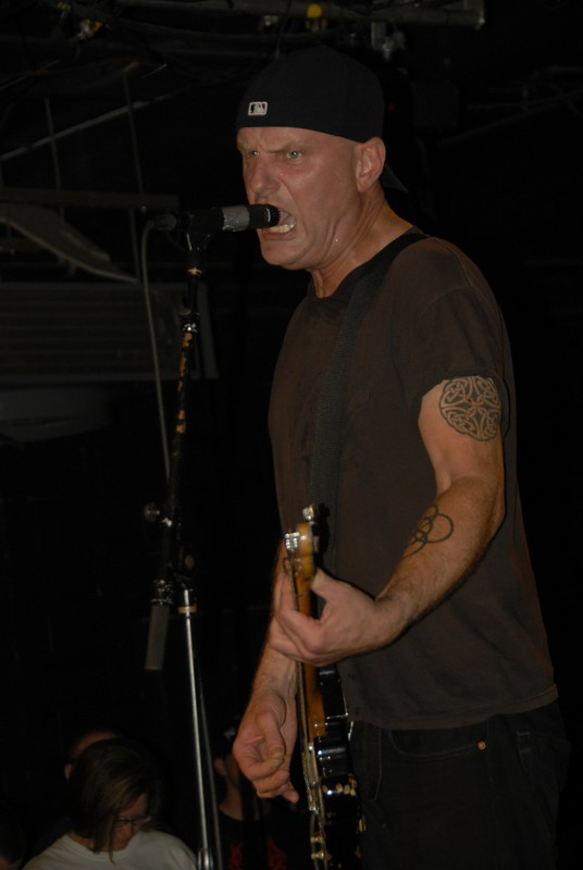 Chris Spencer of Unsane