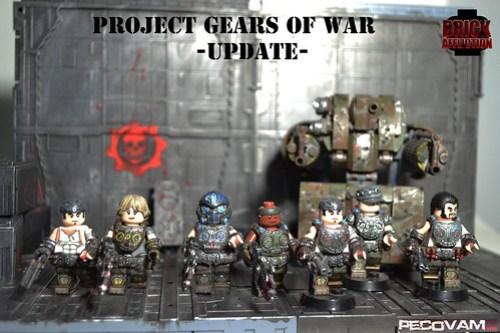 Gear Project Update