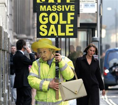 Massive Golf Sale!
