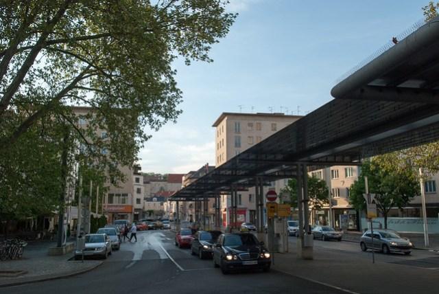 從 Dürnstein 搭公車到 Krems,蠻熱鬧的城鎮,之後再搭火車回維也納,今天的多瑙河一日遊就結束啦!
