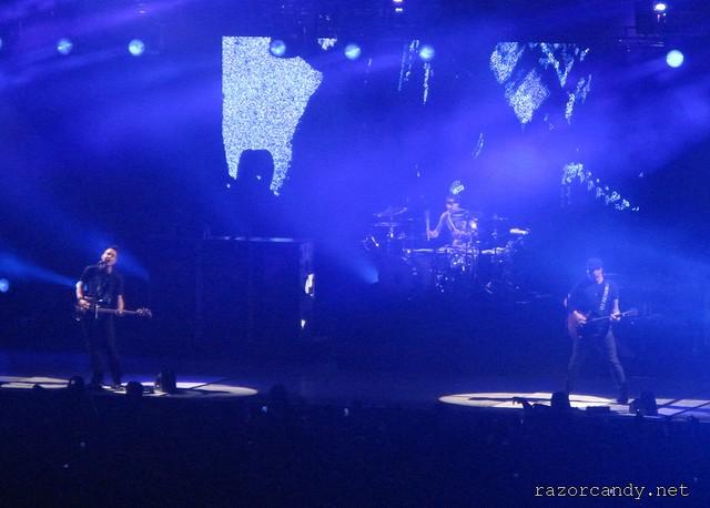 Blink-182 - O2 - 8th june, 2012 (13)