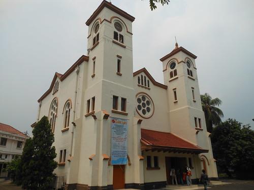Gereja Ayam (GPIB Pniel)