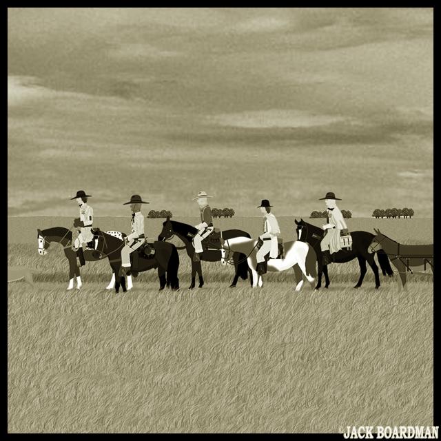 The prairie is boring ©2012 Jack Boardman