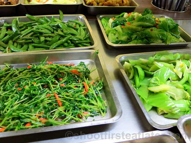 素雅屋 (vegetarian restaurant in Taimall, Taipei)-003