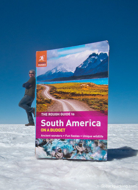 The larger-than-life Rough Guide to South America