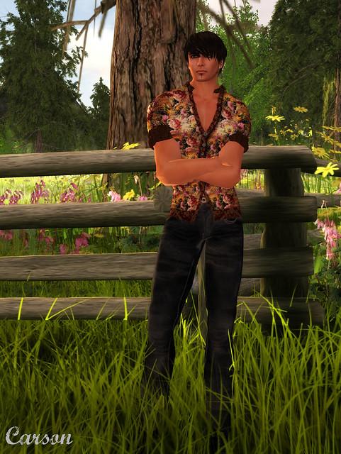 Vero Modero - Lazio Hawaii Shirt and VM Jeans
