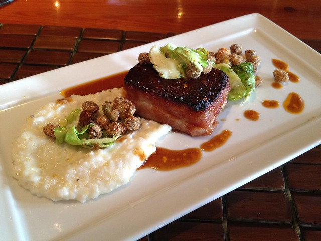 """Seven Layers of Heaven"" pork belly - Anson Restaurant"