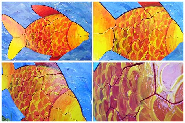 Fischpuzzle
