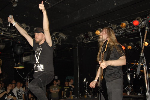 Nasum at Maryland Deathfest X