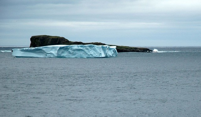 Berg against Stoney Island