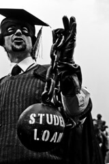 Student Loans Shackle