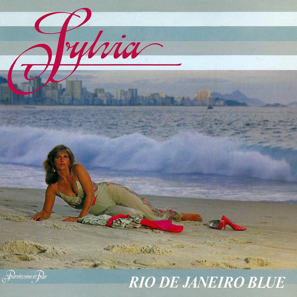Sylvia Vrethammar - Rio de Janeiro Blue