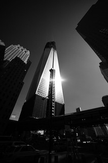 One World Trade Center BW