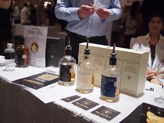 Sullivan's Cove. Whisky Live Singapore 2012, St. Regis Hotel