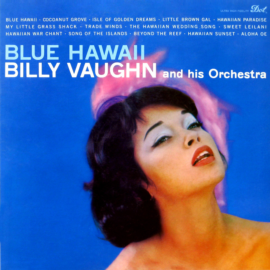 Billy May - Blue Hawaii