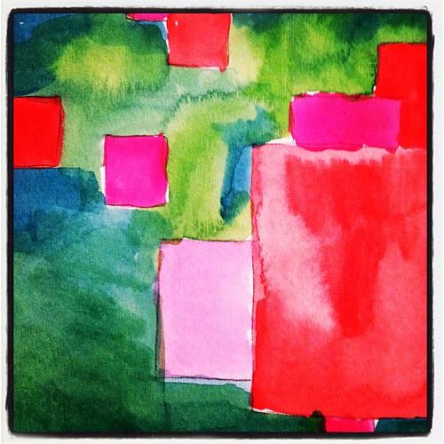 #photoadayjune #day13 #art by stitchoutsidetheditch