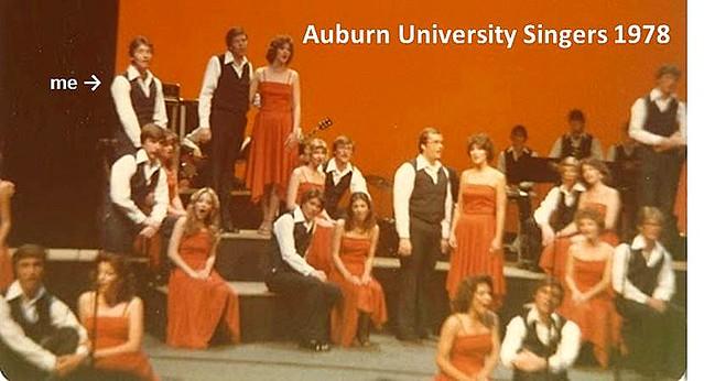 AU Singers 1978