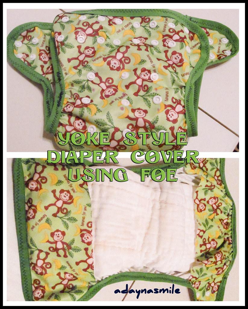 yoke cover diaper cover