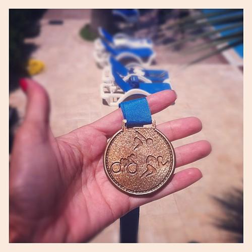 | May 20 | Swim. Bike. Run. Done!