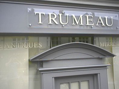 trumeau by Signmakersuk