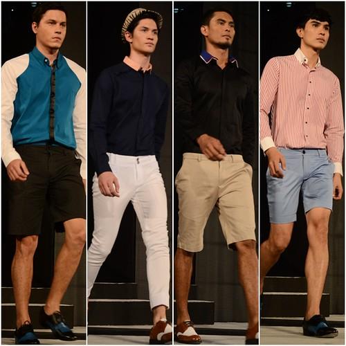 Monochrome Fashion Men