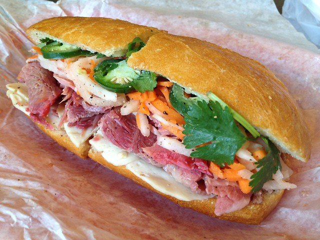 The Special banh mi - Dinosaurs