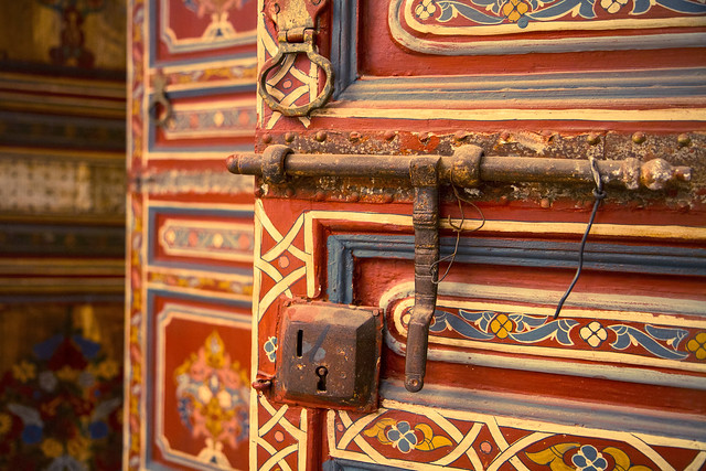Medersa Ben Youssef, Marrakesh, Morocco