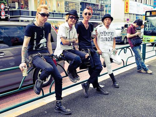 Harajuku Punks