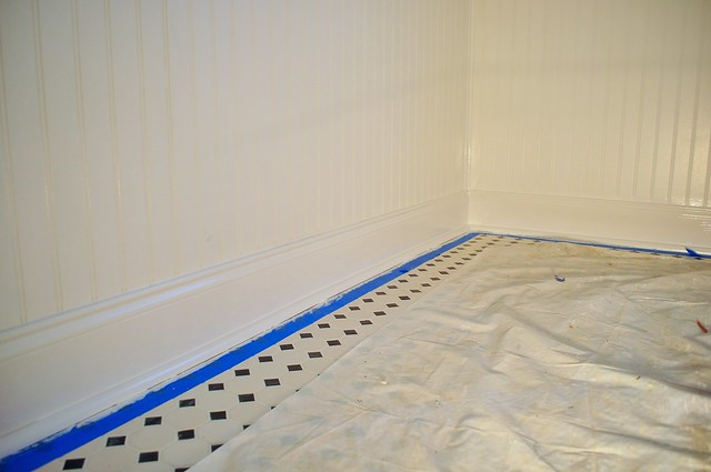 2012-02-29 Bathroom trim 01