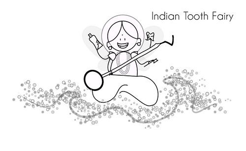 Indian Tooth Fairy
