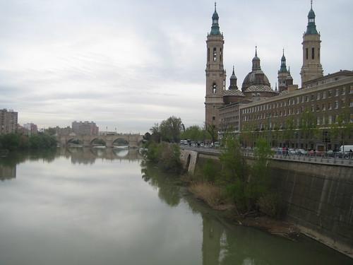 Zaragoza: el Ebro y el Pilar
