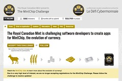 Innovative and Flawed MintChip Challenge by The Royal Canadian Mint