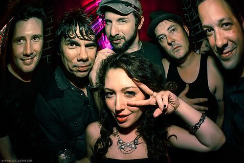 roky erickson's band 2012