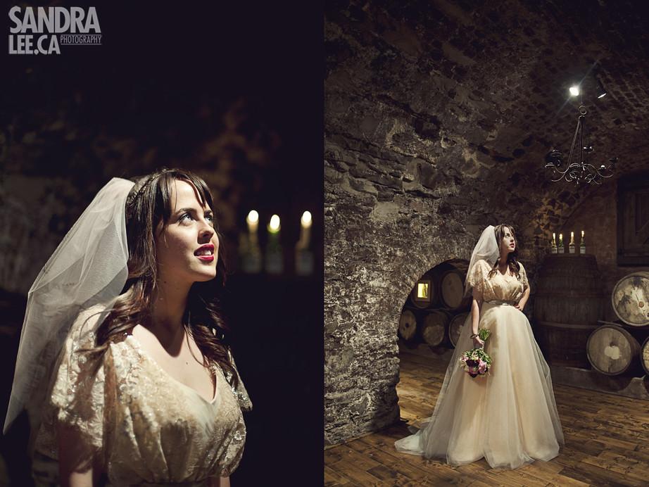 David + Ashley :: Intimate Modern Newfoundland Wedding