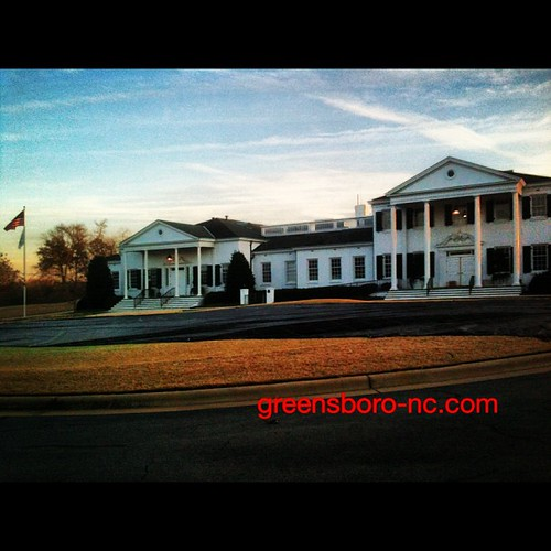 Starmount Forest Country Club - 1 Sam Snead Dr. by Greensboro NC