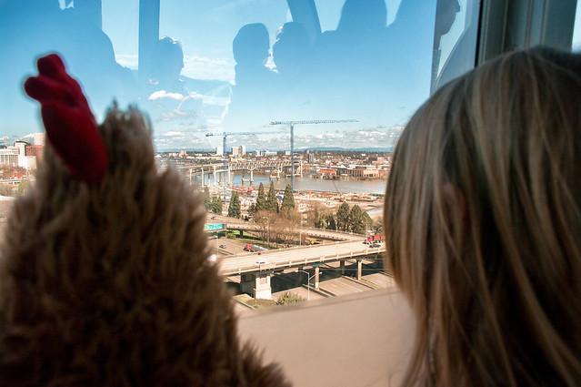 sadie and chickener tram 3
