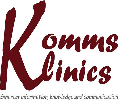 Komms Klinics logo