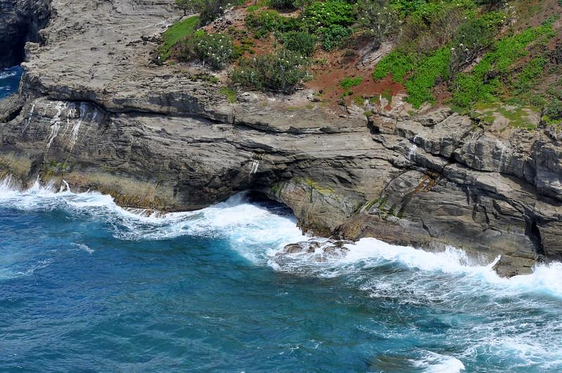 rocks, cave