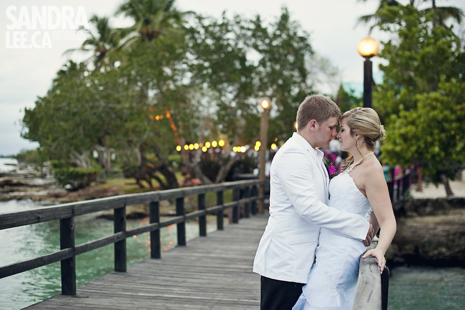 Tyler + Jenna - Dreams La Romana April 2012
