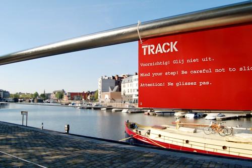 track, Christina Hemauer en Roman Keller, Rodetorenkaai