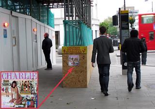 Relationship XXXVII (left in Notting Hill / London)
