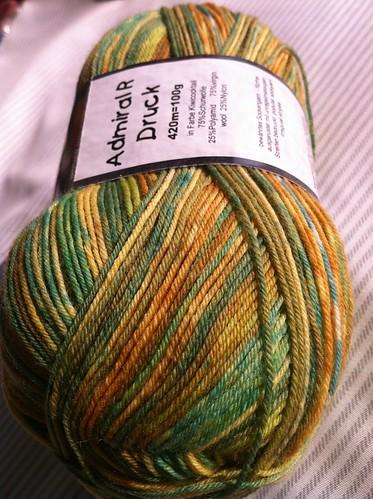 Knitting yarn in my Ravelry stash