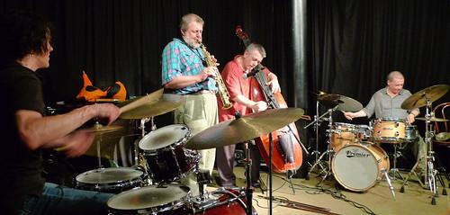 Deep Joy Quartet